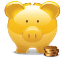 MonthlyPay Piggy bank