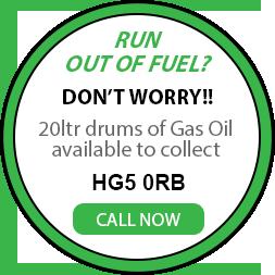 20L GasOil drums logo