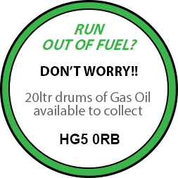 Red Diesel (Gas Oil) In Yorkshire | Yorkshire Oils