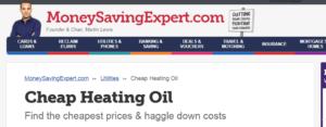 Cheap Heating Oil
